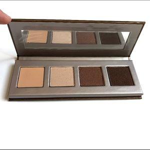 Mally Romantic Brown Eyeshadow Pallet Makeup